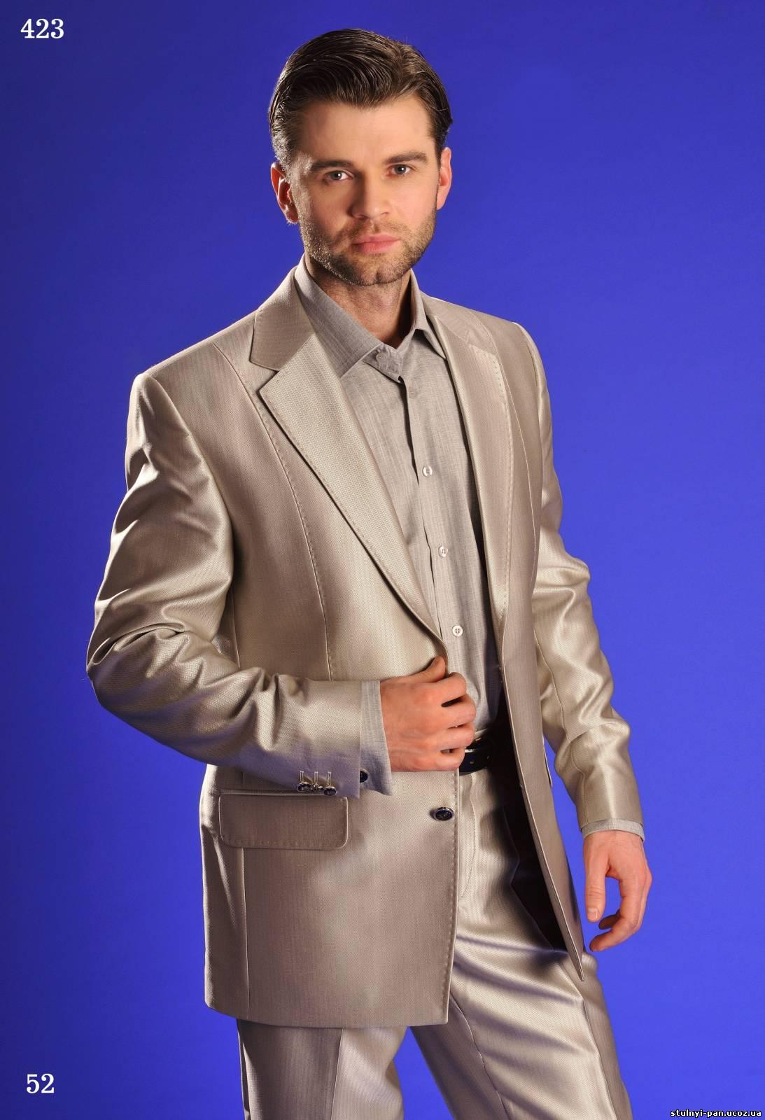Каталог костюмов мужских 5